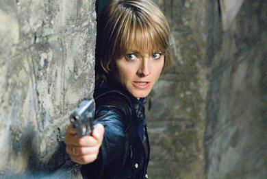 Jodie Foster en La extraña que hay en tí