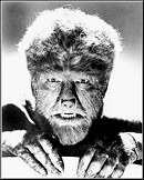 El Hombre Lobo de Lon Chaney Jr.