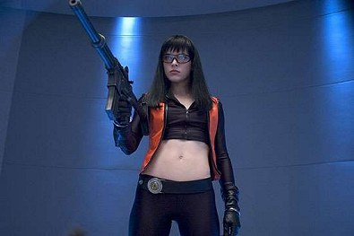 Mila Jovovich en Ultraviolet