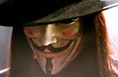 Imagen de V de Vendetta