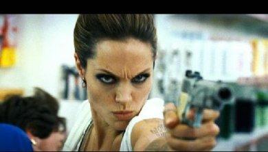 Jolie en Wanted