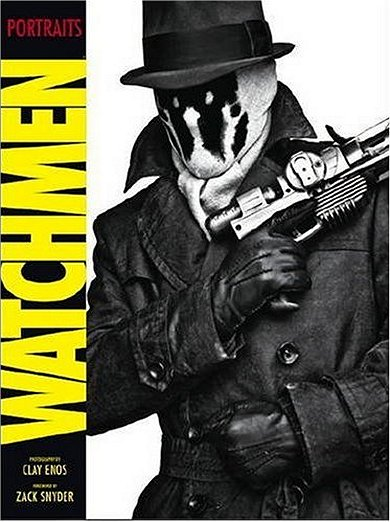 Portada de Watchmen: Portraits