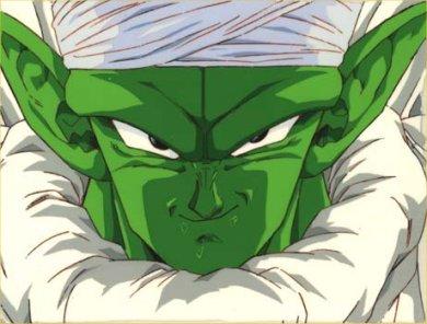 Piccolo será verde