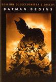 DVD Batman Begins Edición Coleccionista