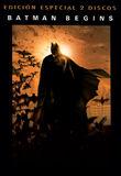 DVD Batman Begins Edición Especial