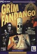 Portada Grim Fandango