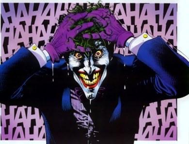 El Joker de La broma asesina