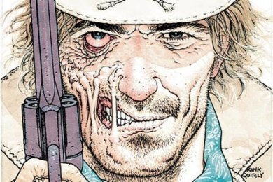 Jonah Hex en cómic