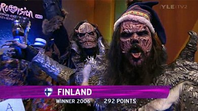 Lordi triunfa en Eurovisión