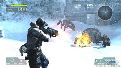 Imagen del videojuego Lost Planet