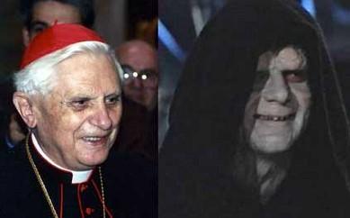 Parecido razonable Ratzinger