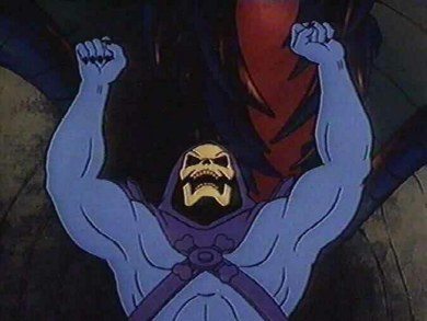 Skeletor se cabrea