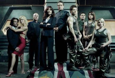 Reparto de Battlestar Galactica