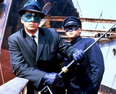 Fotograma de The Green Hornet