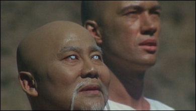 Escena de Kung Fu