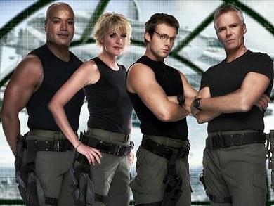 El equipo clásico de Stargate