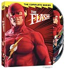 The Flash en DVD