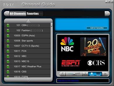 Imagen de TVUPlayer