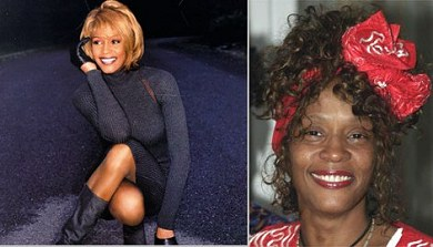 Whitney Houston y las drogas