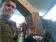 Imagen del rodaje de Predators #7