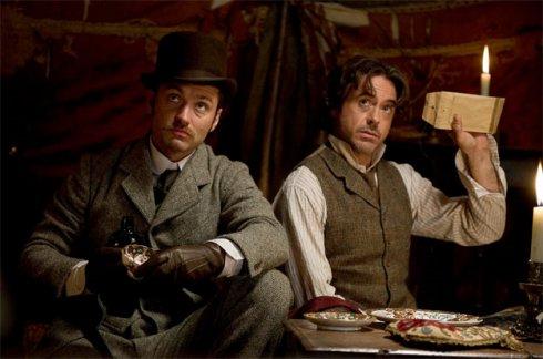 Holmes y Watson de nuevo en marcha