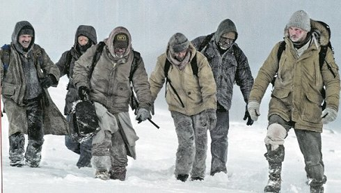 Imagen de The Grey, un survival thriller de Joe Carnahan