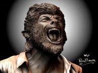 Diseño conceptual de The Wolfman #4