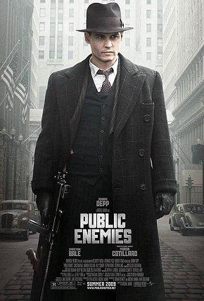 Cartel de Public Enemies