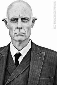 Watchmen Portraits #2