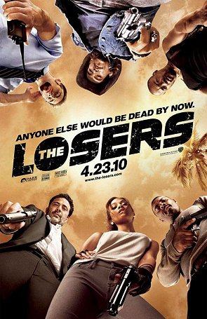 Cartel de The Losers