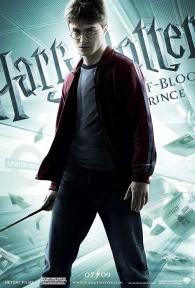Cartel de Harry Potter y el Misterio del Príncipe #1
