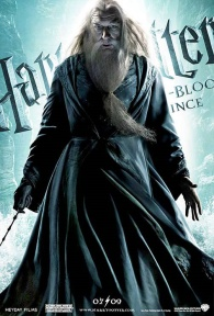 Cartel de Harry Potter y el Misterio del Príncipe #2