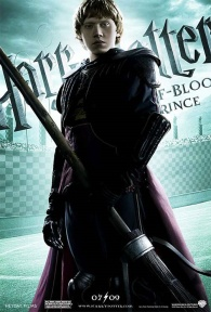 Cartel de Harry Potter y el Misterio del Príncipe #4
