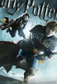 Cartel de Harry Potter y el Misterio del Príncipe #7
