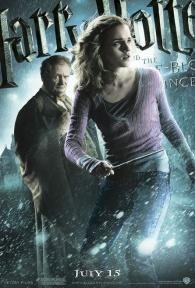 Cartel de Harry Potter y el Misterio del Príncipe #8