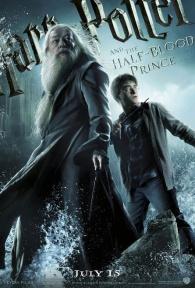 Cartel de Harry Potter y el Misterio del Príncipe #9