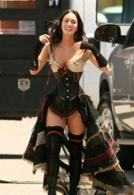 Megan Fox en Jonah Hex #2