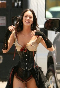 Megan Fox en Jonah Hex #3