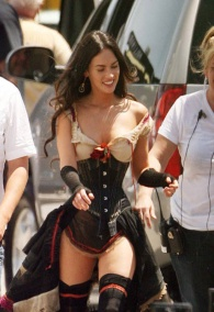 Megan Fox en Jonah Hex #5