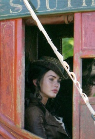 Megan Fox en Jonah Hex #6