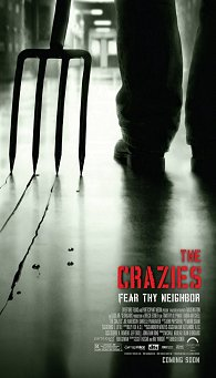 Cartel de The Crazies #1