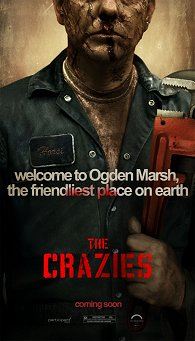 Cartel de The Crazies #2
