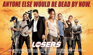 Cartel de The Losers #10