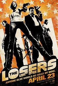 Cartel de The Losers #2