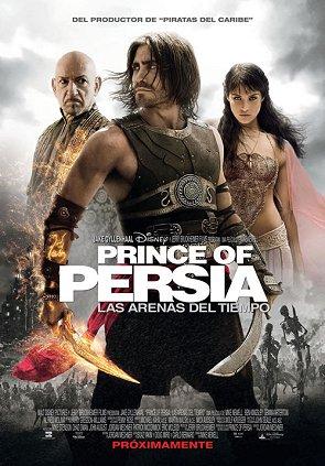 Cartel Prince of Persia para España