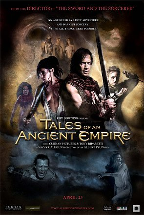 Cartel de Tales of an Ancient Empire