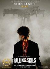 Cartel de Falling Skies #2