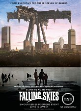 Cartel de Falling Skies #3