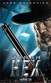 Cartel de Jonah Hex - John Malkovich