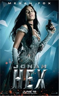 Cartel de Jonah Hex - Megan Fox